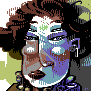 Old pixel work from Tommi Musturi