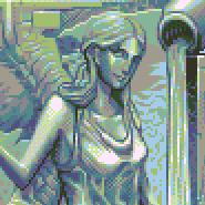 Pixel art by Helm
