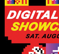 Amoda digital showcase flyer by Otro