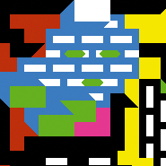 Amiga graphics: 'niceacid' by Otro