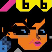 Amiga graphics: 'devilish' by Otro